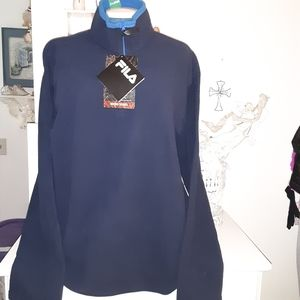 NWT mens pull over top
